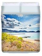 Komodo Bay Duvet Cover