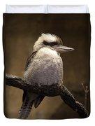 Kooky The Kookaburra Duvet Cover
