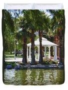 La Quinta Park Summer Duvet Cover