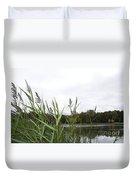 Lac Des Castors Duvet Cover