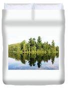 Lac Long Duvet Cover