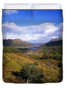 Ladies View, Killarney, Co Kerry Duvet Cover
