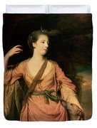 Lady Dawson Duvet Cover