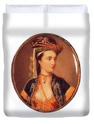 Lady Mary Wortley Montagu Duvet Cover