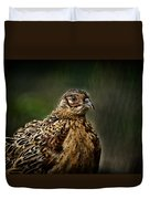 Lady Pheasant Duvet Cover