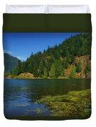 Lake Errock Duvet Cover