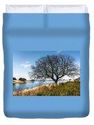 Lake Serene Duvet Cover