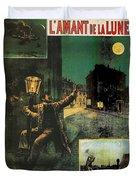 L'amant De La Lune Duvet Cover
