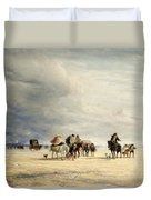 Lancaster Sands Duvet Cover