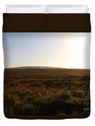 Landscape At Point Reyes California . 7d9958 Duvet Cover