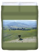 Landscape View Duvet Cover