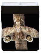 Lantern Bug Fulgora Laternaria Duvet Cover
