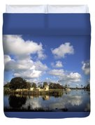 Larchill Arcadian Garden, Co Kildare Duvet Cover by The Irish Image Collection