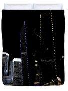 Las Vegas Walkway Duvet Cover