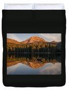 Lassen Reflecting 8 Duvet Cover