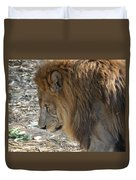 Le Lion Duvet Cover