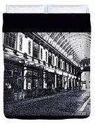 Leadenhall Market Duvet Cover