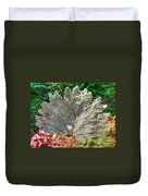Leaf Art Duvet Cover