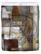 Leaf Whisper 1 Duvet Cover
