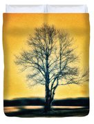 Leafless Tree Duvet Cover