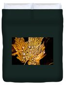 Leafwash Duvet Cover