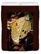 Leafy Tears Duvet Cover