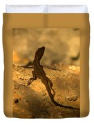 Leapin' Lizards Duvet Cover