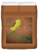 Leavenworth Sunflower  Duvet Cover