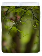 Leaves And Thorns Duvet Cover