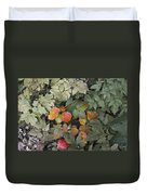 Leaves Of Three   Let It Be Duvet Cover