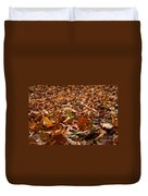 Leaves Duvet Cover