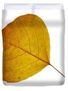 Leaves Ten  Duvet Cover