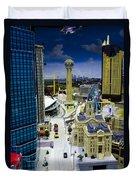 Legoland Dallas Iv Duvet Cover