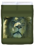 Leo,lion Duvet Cover