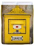 Letterbox Duvet Cover