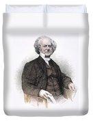 Lewis Tappan (1788-1873) Duvet Cover