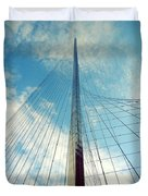 Liberty Pole Duvet Cover