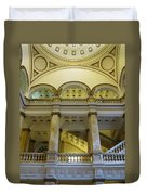 Library 6 Duvet Cover