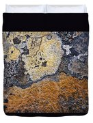 Lichen Pattern Series - 19 Duvet Cover