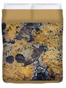 Lichen Pattern Series - 10 Duvet Cover