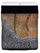 Lichen Pattern Series - 11 Duvet Cover