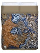 Lichen Pattern Series - 35 Duvet Cover