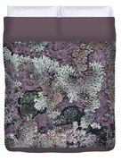 Lichen Pattern Series - 57 Duvet Cover