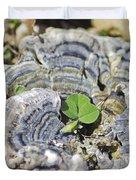 Lichen The Shamrock Duvet Cover