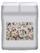 Life Cycles  Duvet Cover