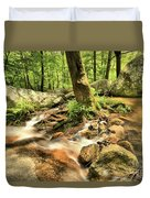 Life On The Rocks Duvet Cover
