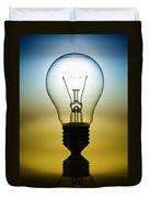 Light Bulb Duvet Cover