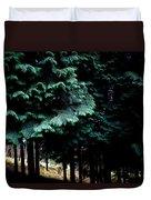 Light Forest Duvet Cover