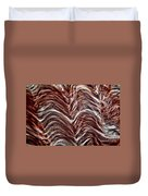 Light Micrograph Of Smooth Muscle Tissue Duvet Cover