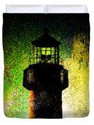 Light Of Hope Duvet Cover